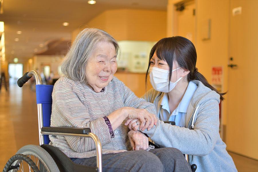 特別養護老人ホーム 有隣ホーム