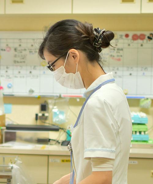 看護師 K.T